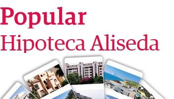 Hipoteca Aliseda Banco Popular